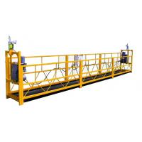 Buy cheap Aluminum Scaffolding Rope Suspended Platform with 30 kN Safety Lock product