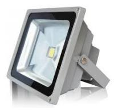 China high power outdoor Commercial led lighting fixtures Flood Light 20watt AC 85 - 265V on sale