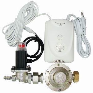 Best LPG Gas Detector With LPG Solenoid Valve (AK-202V) wholesale