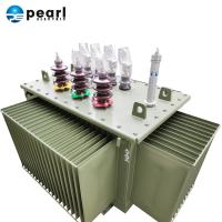 Best Custom Made Oil Immersed Transformer With Windings Thermometer Silicon Lamination Core wholesale