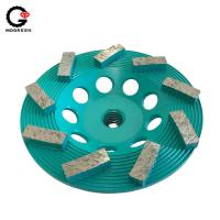Best Excellent quality with low price Diamond Grinding Cup Wheel double wheel wholesale