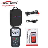 China 2.8 Inches Obd Ii Trouble Code Scan Tool Multi - Languages For All Cars on sale
