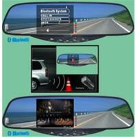 Best NEW!!Car Mirror+ Wireless Rearview Camera+Bluetooth Handsfree+Rearview Mirror+Parking Sensor wholesale