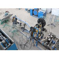 Best Fully Automatic Barbed Wire Machine , Double Twist Barb Wire Fencing Equipment wholesale
