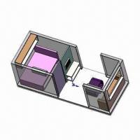 Best Modular House for Living, with Living Room, Dining Room and Wash Room wholesale