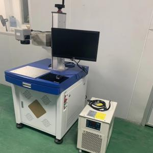 Buy cheap EZCAD Control 3W 5W RFH UV Laser Engraver 355nm For Plastic Security Seals from wholesalers