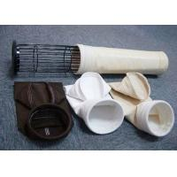 Best 100% Pure PTFE Filter Bag Fabric Filter Plant Bags 1000mm~8000mm Length wholesale