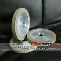 Best 1A1 Flat-shaped Resin diamond grinding wheel for carbide wholesale