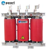 Buy cheap Energy Saving Air Cooled Transformer Dry Type / Dry Type Power Transformer from wholesalers