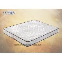 Best Luxurious 7 Inch Compressed Bonnell Spring Roll Up Mattress Memory Foam wholesale