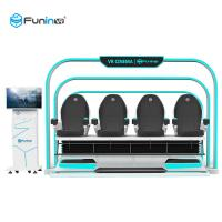 Best Stable 9D Virtual Reality Machine For Shopping Mall 400KG Load Bearing wholesale