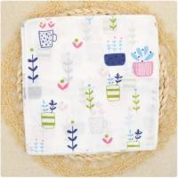 Best Breathable Organic Cotton Baby Washcloths , Soft Washcloths For Face wholesale