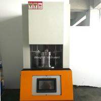 Best Computer Control Plastic Testing Machine / No Rotor Rubber Rheometer Tensile Testing Machine wholesale