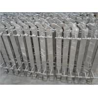 Best Stainless steel glass/rod balustrade posts satin /mirror finish wholesale