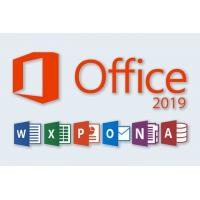 Buy cheap Microsoft Office 2019 Home and Business Software PC Mac online activation 2019 from wholesalers