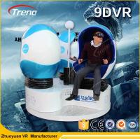 Full Automatic 360 Interactive 9d Virtual Reality Simulator With HQ VR Glasses