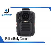Best 1296P Wireless Law Enforcement Body Camera Battery Life Long High Resolution wholesale