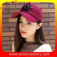 Best QF17035  five star trendy fashion 5 panel mesh snapback cap  ,caps in stock MOQ only 3 pcs wholesale