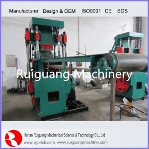 Best RG260-3 baking-free brick machine,brick press machine wholesale