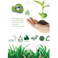 Best household compostable bio degradable plastic garbage bag, 100% Compostable Custom linen bag grocery bag wholesale