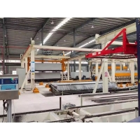 Best Hydraulic L7350mm AAC Machine Overturn Table wholesale