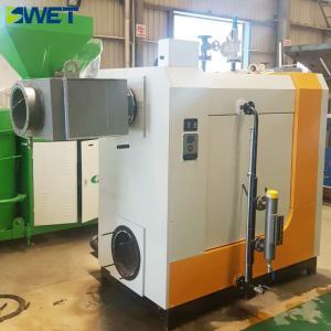 Buy cheap Steel High Efficiency Industrial Steam Boiler , 10 Bar Biomass Steam Generator from wholesalers