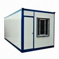 Best Prefab container house/shop/building with light gauge metal frame, easy to install wholesale