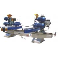 China Double  cutting off saw machines for wooden and pvc blind slats on sale