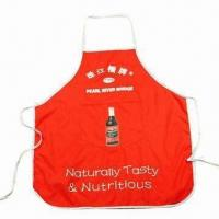 Best Promotional Apron, Customized Colors are Accepted wholesale