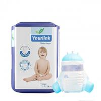 Best disposable brand super soft oem brands absorbent core china baby diapers wholesale