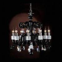 Best Crystal Chandelier with 8 Lights, Measures 600 x 650mm wholesale