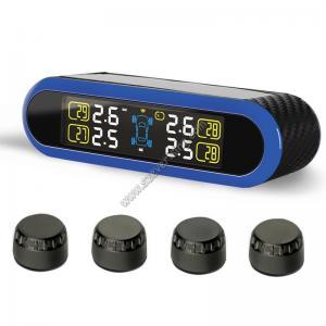 Best Universal Auto Wheel Pressure Monitoring System Car TPMS Sensor with mini external 4 sensors wholesale