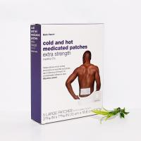 China cold and hot medicated patches pain relief patches for pain relief for men and women on sale