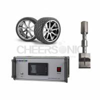 Best Easy Operate Ultrasonic Tyre Cutting Machine With High Precision Cutting wholesale