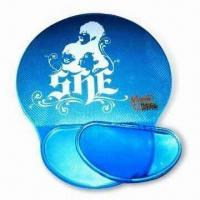 Best Mouse Pads with Wrist Rest, Suitable for Promotional Purposes, Available in Various Colors wholesale