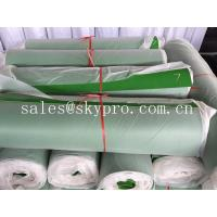 Green red Flooring / gasket use thin 1mm 2mm rubber sheet roll wear resistant