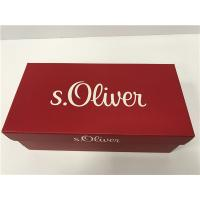 Best Red Shoe Storage Box With Lid Food Grade Recycle Material Environmental wholesale