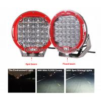 Best Waterproof IP68 9 inch 96w led work light kit for 4WD and heavy-duty truck wholesale