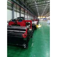 Best CNC Hole Punching Cold Roll Forming Machine 10 Control Staff For Galvanized Aluminium Sheet wholesale