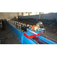 China 55mm Foamed Roller Rolling Shutter Machine with 46 Roller Stations ,  ISO Certificated wholesale