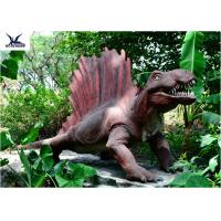 Best Forest Full Size Amusement Realistic Dinosaur Statues Animatronic Robot Dinosaurs wholesale