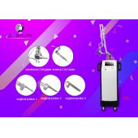 Best Harmless Acne Scar Removal CO2 Fractional Laser Machine System , Air Cooling wholesale