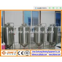 Best 200l beer fermenters for sale  bar Factory supply beer making machine beer brewery machine brewery equipment wholesale