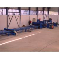 Best 37kw scrape edge slitting and Taper Cutting Machine , cut to length line for light pole wholesale