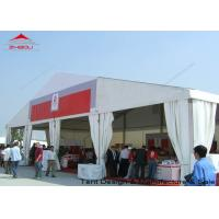Best Customized Aluminum Structural Outdoor Event Tent / White Party Tent wholesale