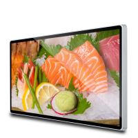 Best Indoor Dust Proof  Wall Mounted Digital Signage  Lcd Menu Board For Restaurant wholesale
