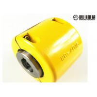 China Steel 5018 Double Chain Coupling , Roller Chain Shaft Coupling Easy Installation on sale