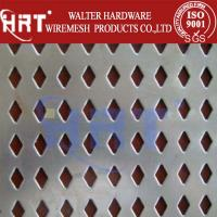 China Perforated decorative metal sheets/Metal decorative sheet on sale