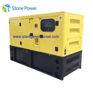 Water Cooled 25kva 20kw DEUTZ Diesel Generator Set D226B-3D AC Three Phase
