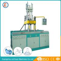 Best Baby Nipple Liquid Silicone Injection Molding Machine Save Raw Rubber Material wholesale